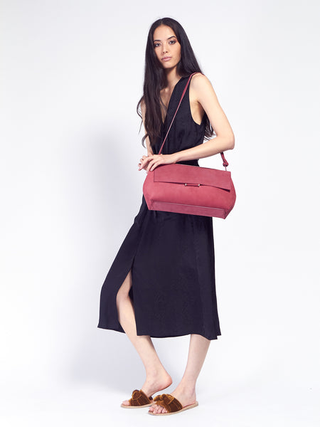 Carre Baguette Bag by Imago-A