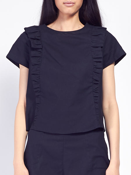 Fin Blouse by Samantha Pleet
