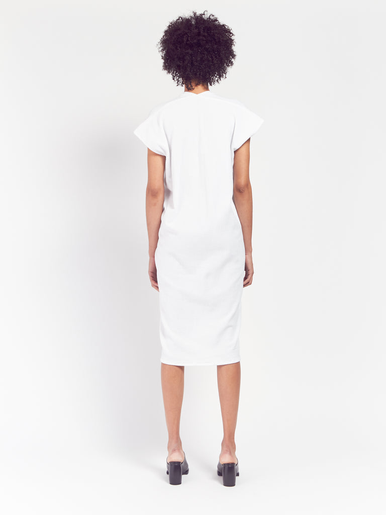 Everyday Dress - White by Miranda Bennett