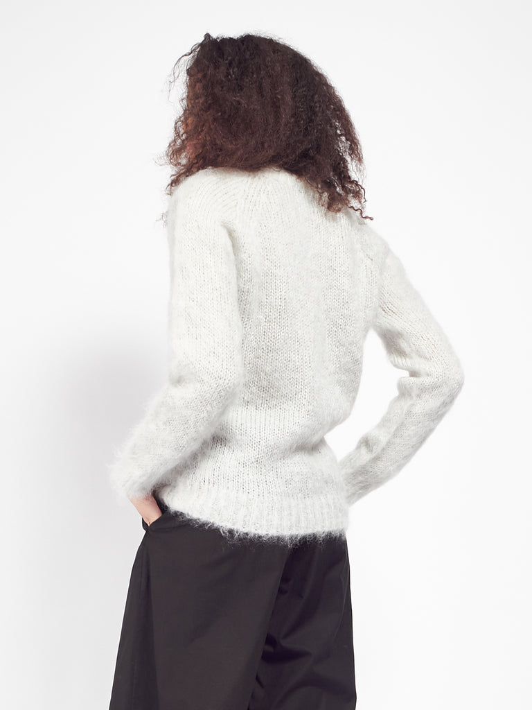 Coconut Dreams Sweater - Silver by Howlin