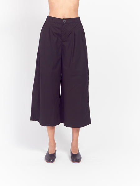 Casting Pant - Black by Kowtow