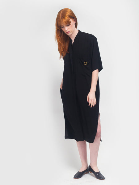 Assembly New York - Crepe Shirtdress by Assembly New York