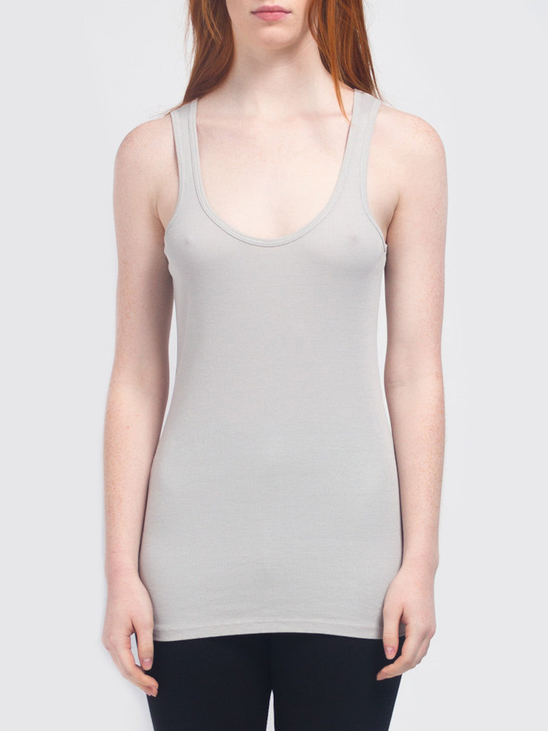 Skin - Isla Tank Grey by Skin