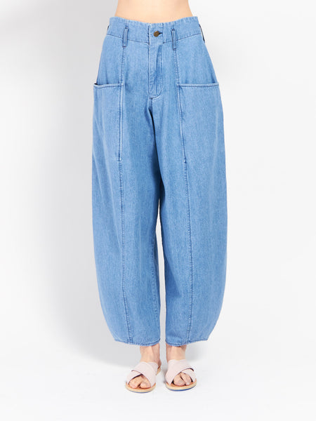 Bell Pant Denim by 69