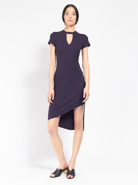 Margritte Dress Blue Shadow by Skin