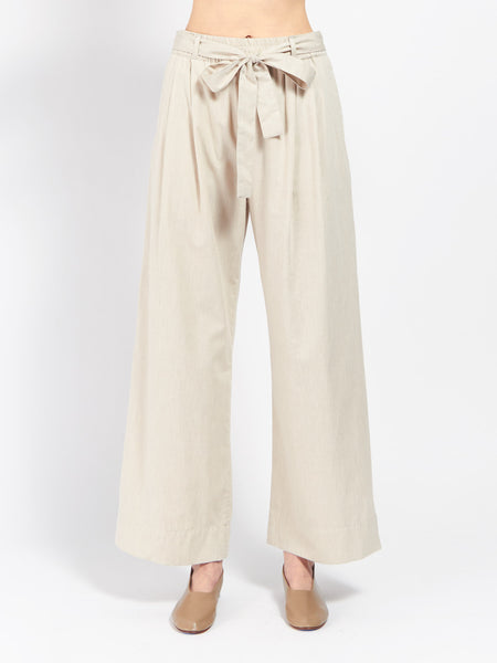 Bay Wide Leg Pant by Kowtow