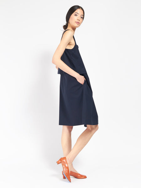 Shifting View Dress by Kowtow
