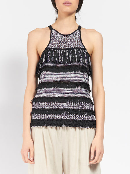 Isa Sweater Tank by Eleven Six