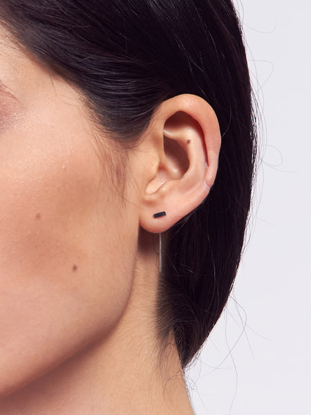 Tili Earring Silver - Short by Still House