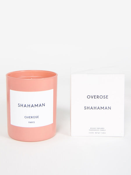 Shahaman Candle by Overose