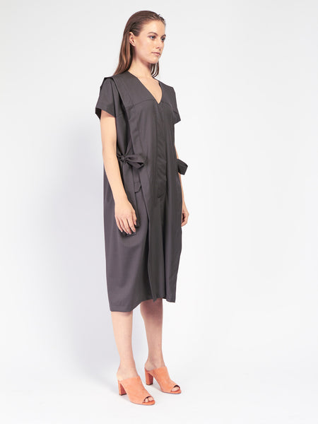 Anni Jumpsuit Khaki by Reality Studio