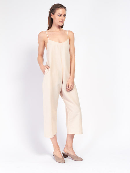 Wide Leg Jumper Blush by Ali Golden