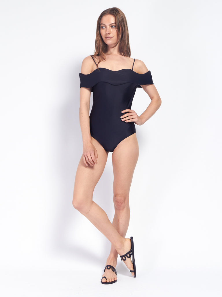 Wave Swimsuit by Paper London