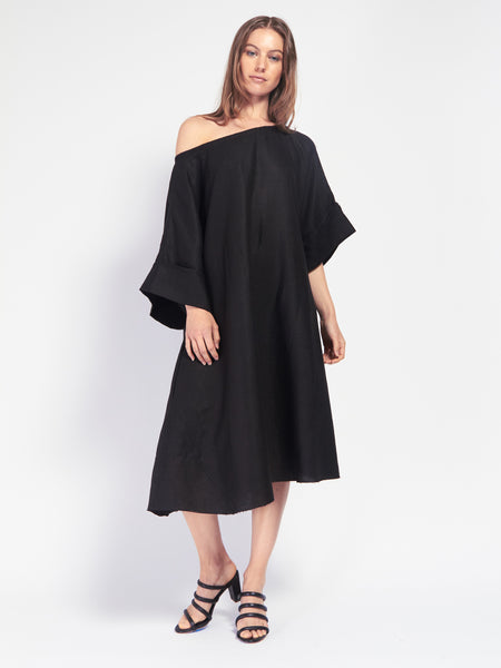Drop Shoulder Dress by Assembly New York
