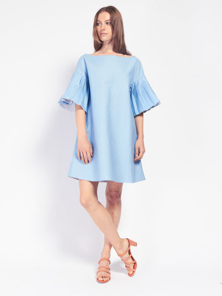 Sola Shirt Dress by Silvae
