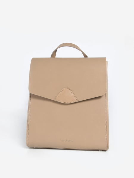 Demi Macta Backpack Taupe by Vere Verto
