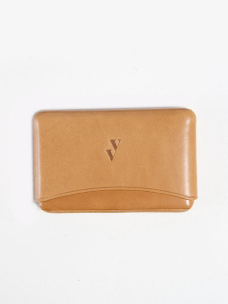 Brev Card Holder Honey by Vere Verto