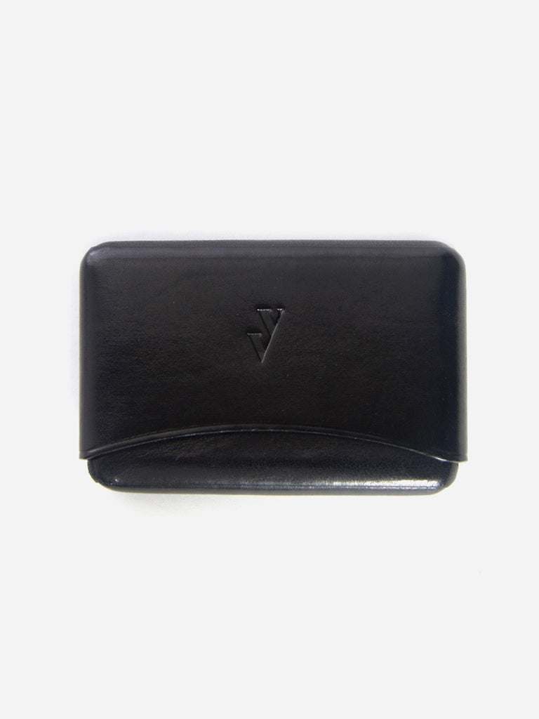 Brev Card Holder Black by Vere Verto
