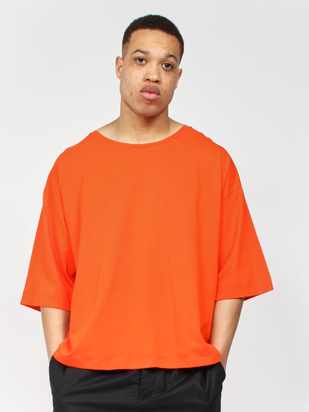 Oversize Tee - Bright Orange by House of the Very Islands