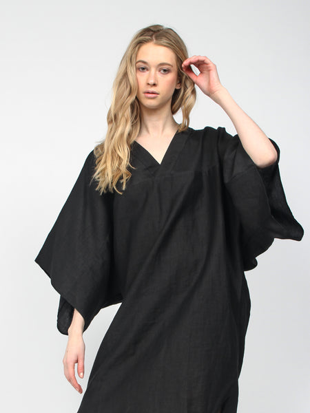 Darla Dress Black by Reality Studio