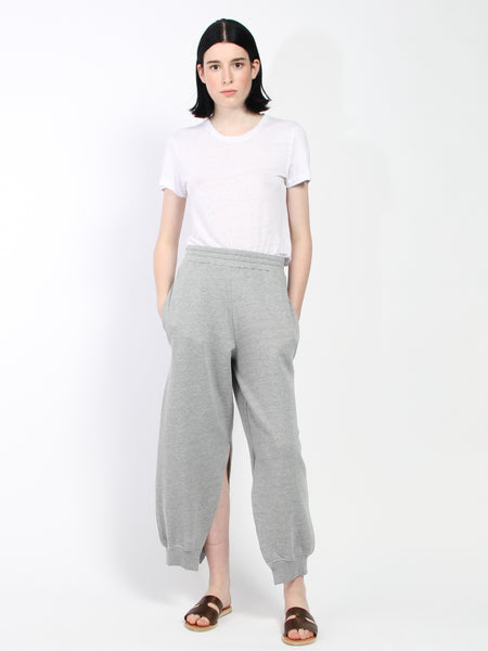 Side Slit Sweatpant by MM6 Maison Margiela