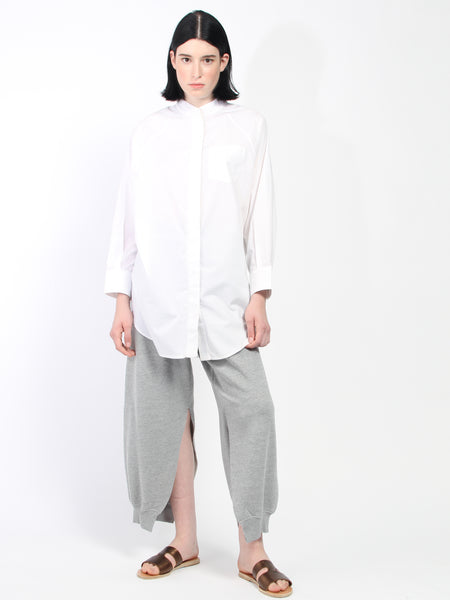 Just Love Shirt - White by Kowtow