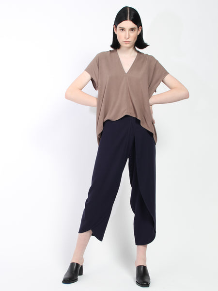 Everyday Top Rayon - August Grey by Miranda Bennett