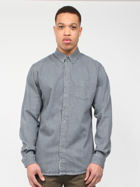 Schnaydermans - Leisure Denim One- Grey by Schnaydermans