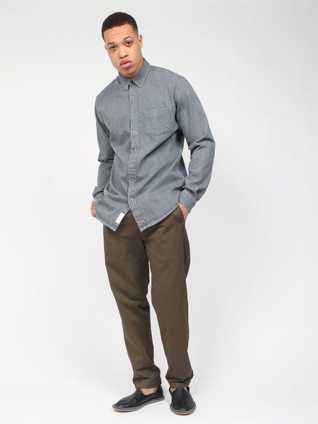 Leisure Denim One- Grey by Schnaydermans