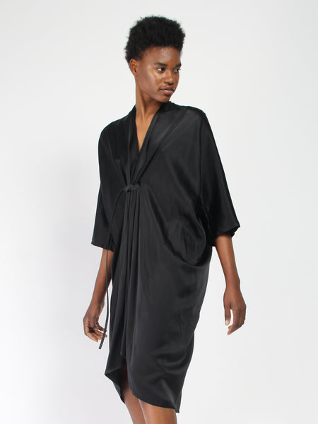 O'Keeffe Dress - Black by Miranda Bennett