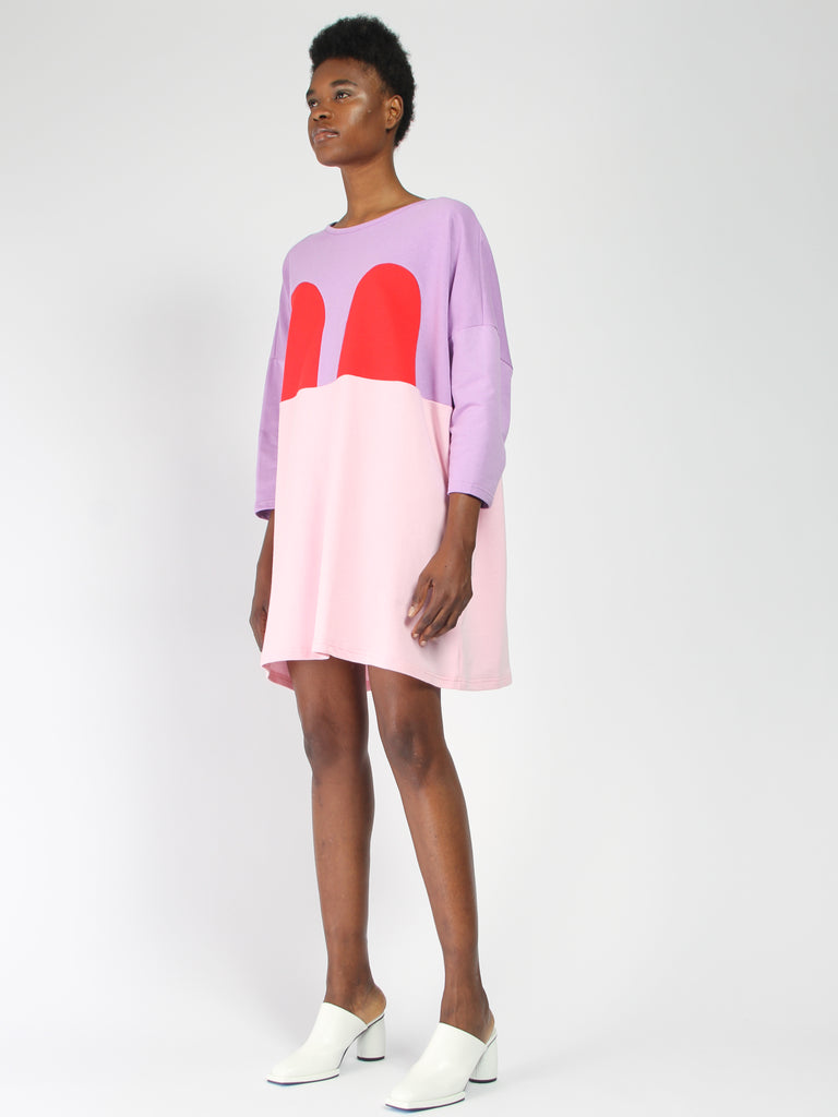 Mickey Square Dress by RH
