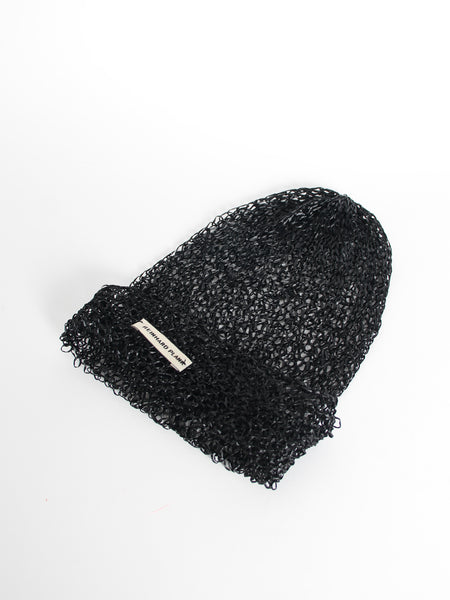 Joe Beanie - Black by Reinhard Plank