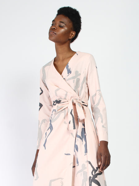 Bausch Dress by Kowtow