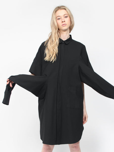 Sleepless Dress - Black by Henrik Vibskov