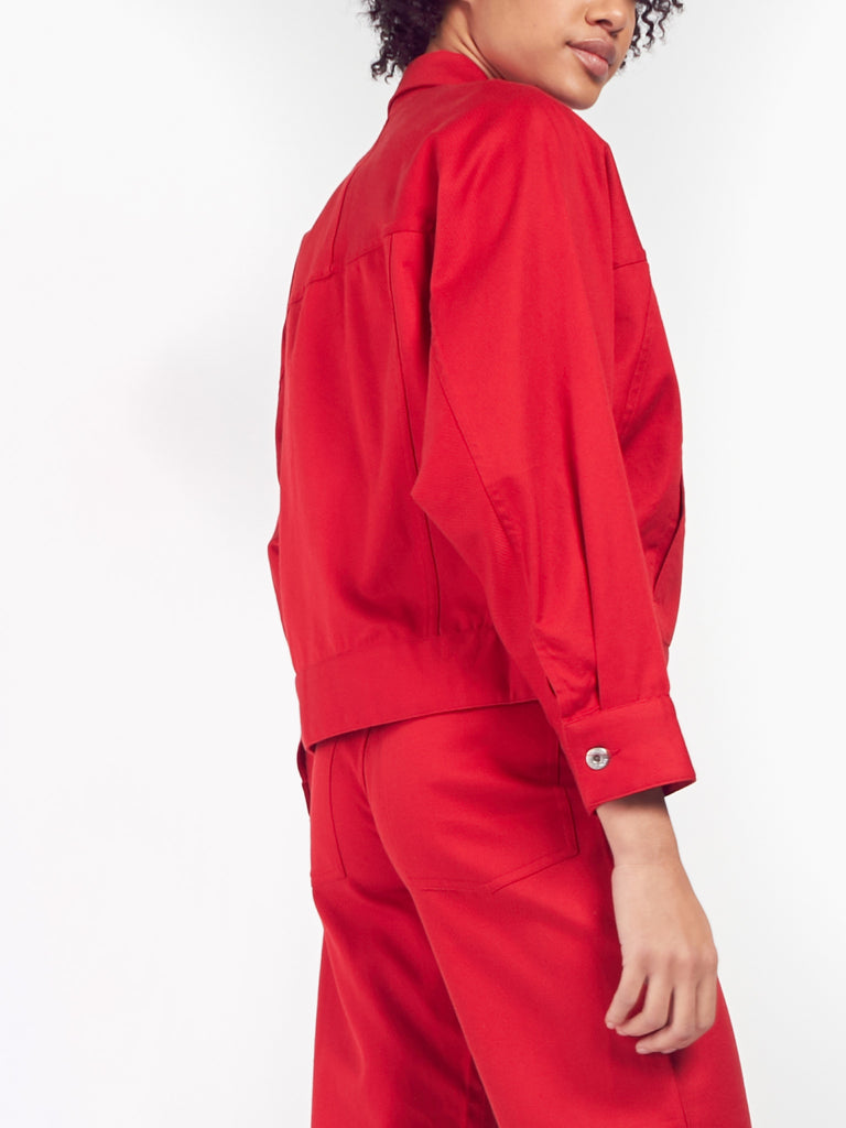 Formation Jacket by Kowtow
