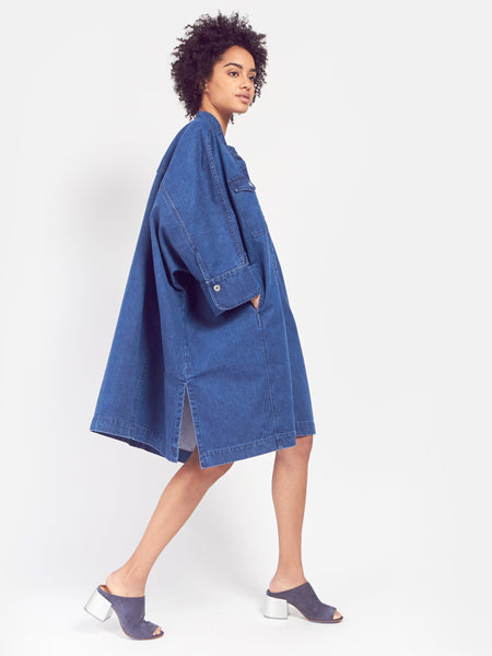 Adapt Coat by Kowtow