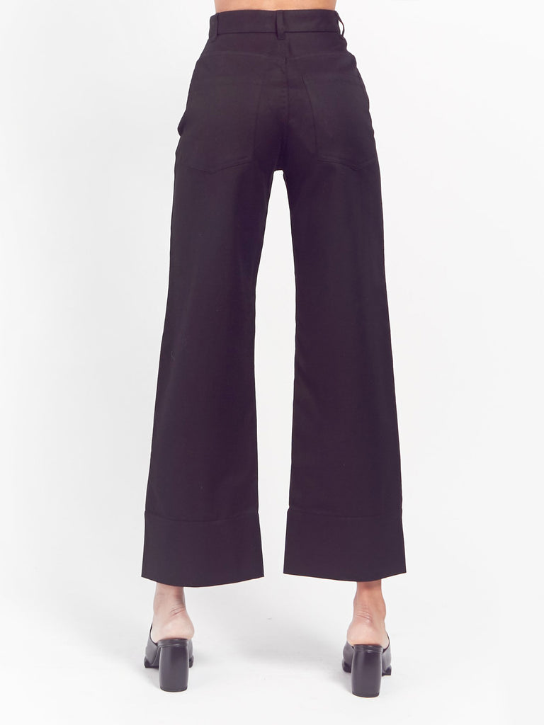 Stage Pant - Black by Kowtow