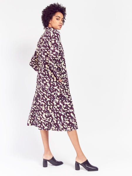 Monologue Shirt Dress by Kowtow