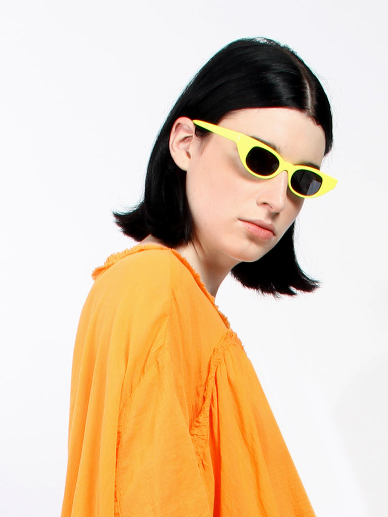 The Breaker - Yellow by Adam Selman x Le Specs