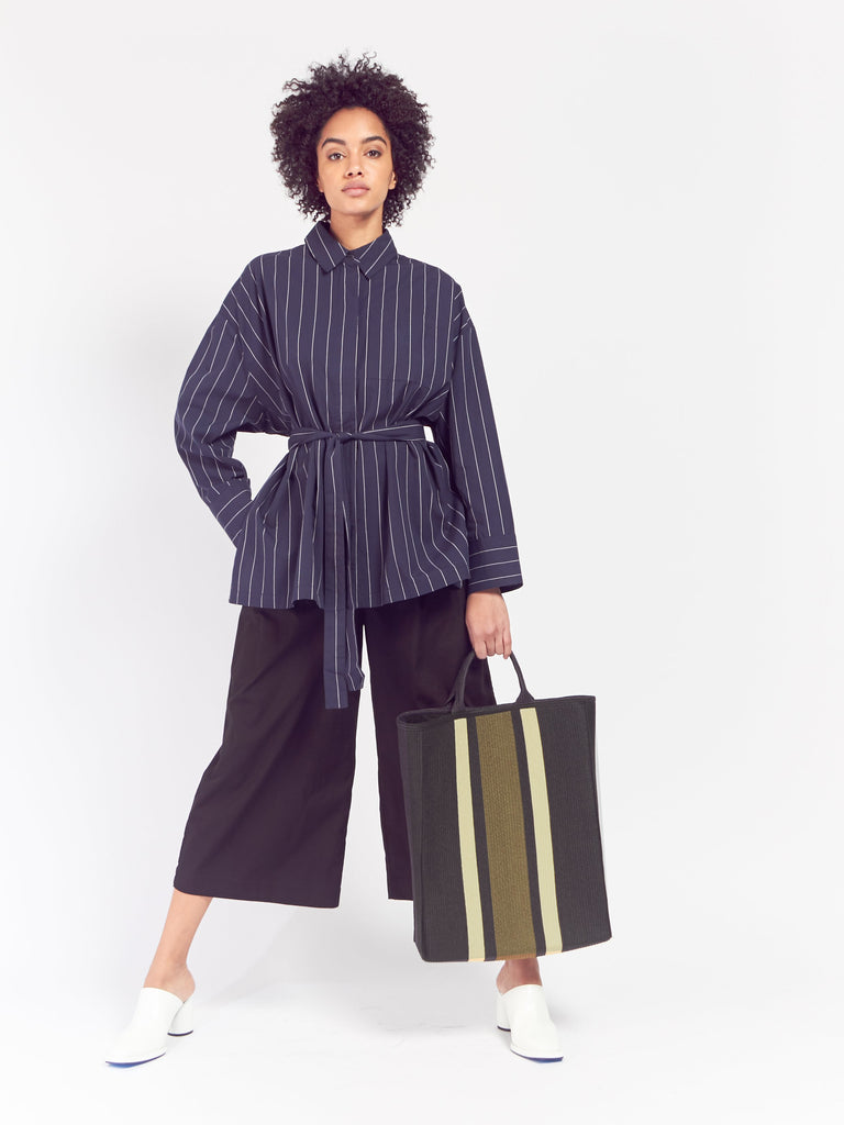 Lines Shirt by Kowtow
