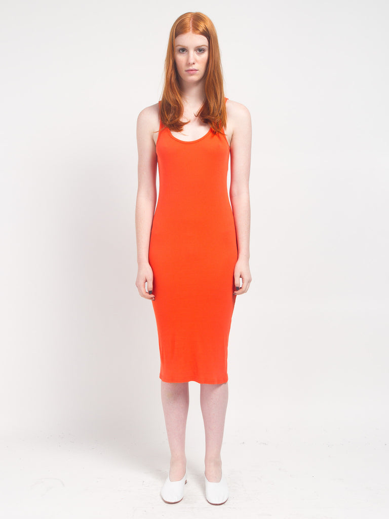Meredith Tank Dress Red by Skin