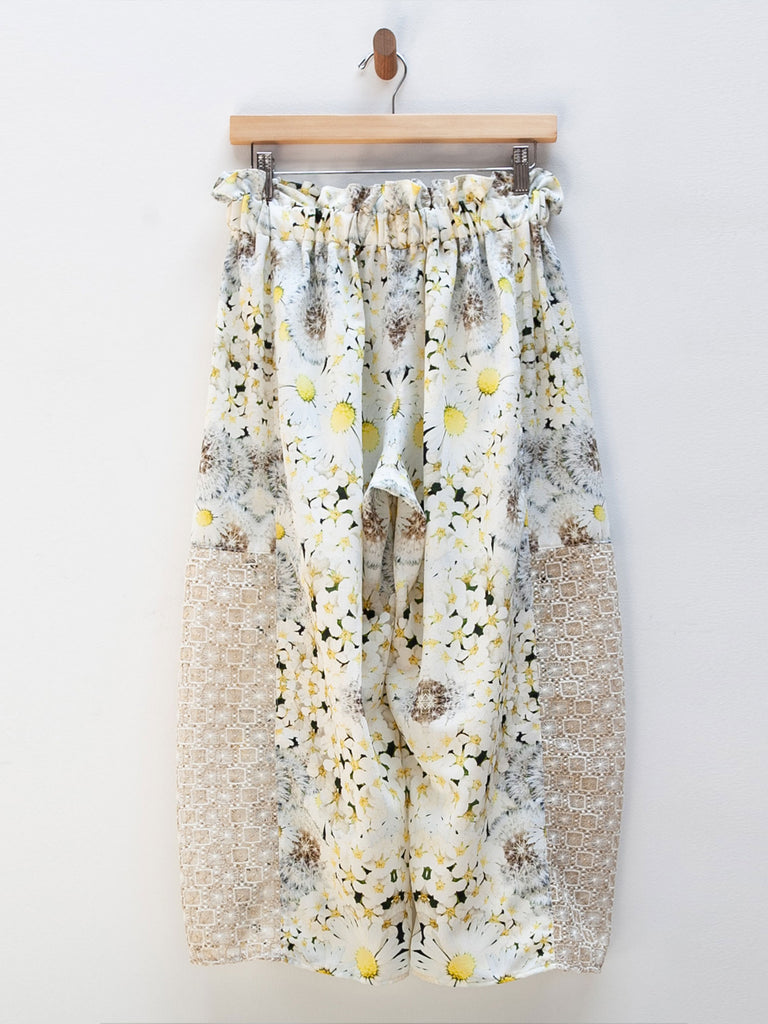 Flower Pant - Yellow by Tata Christiane
