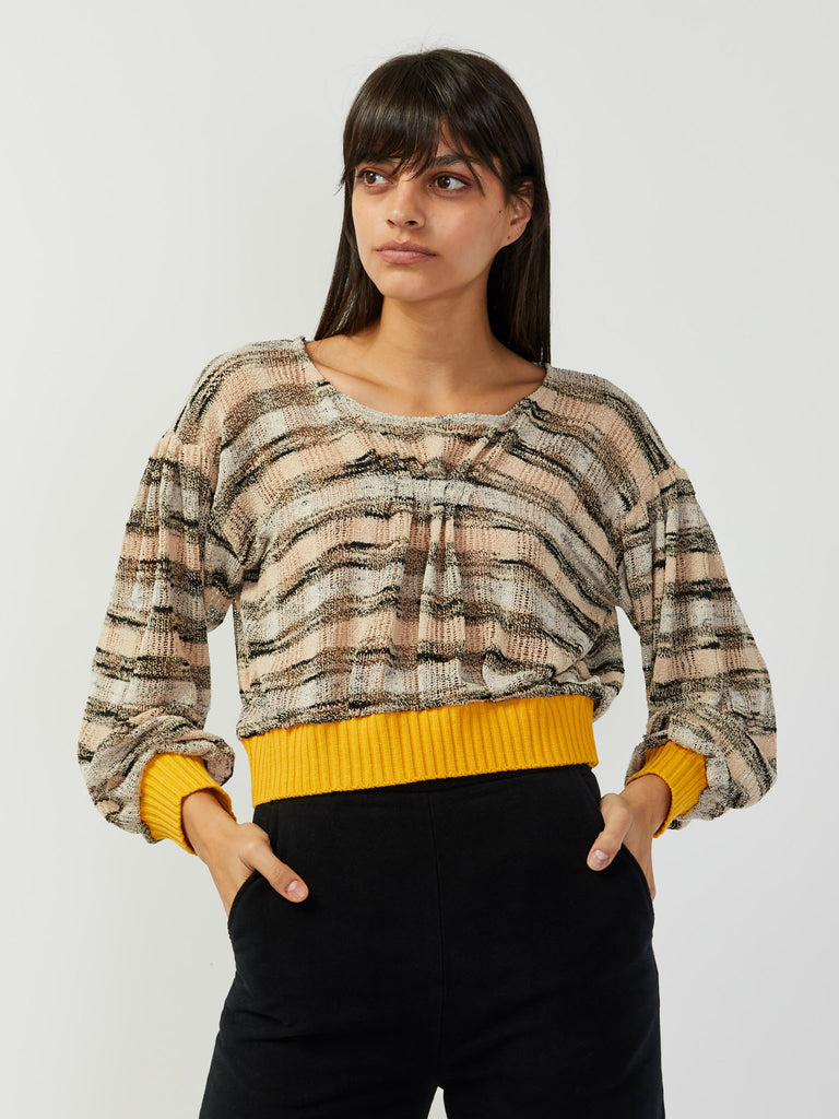 Stripe Sweater by Tata Christiane