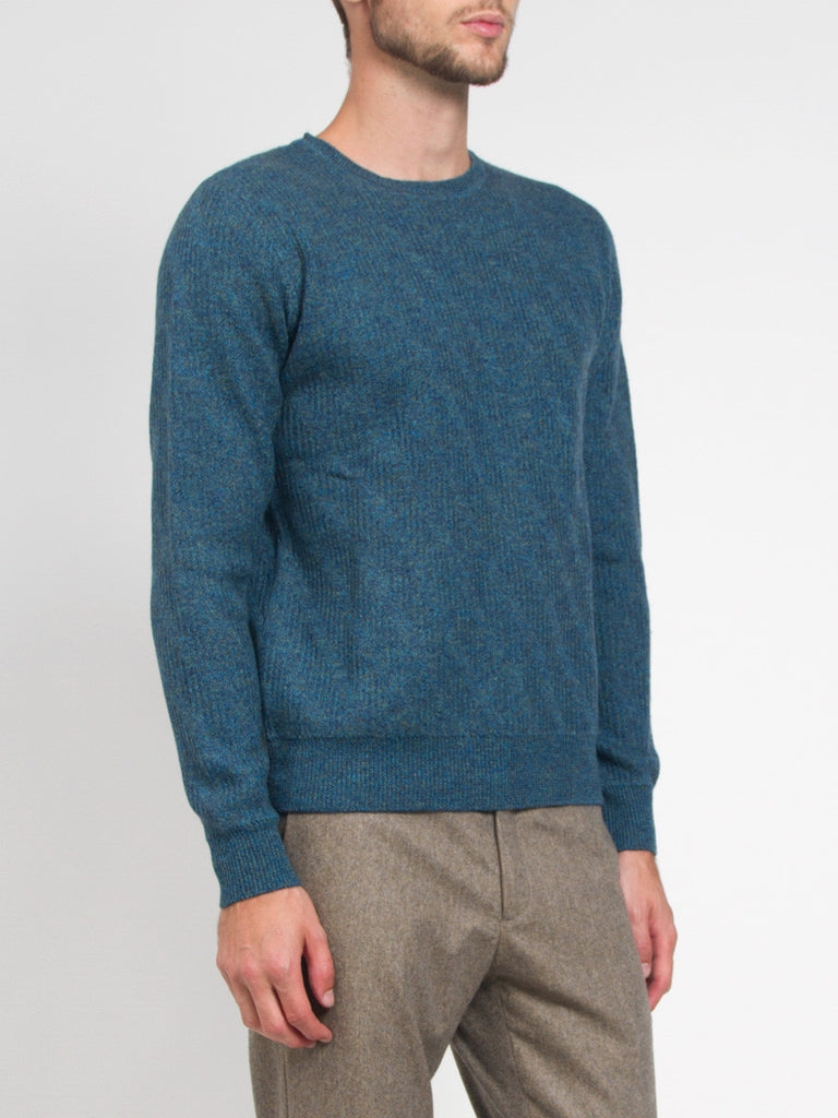 Ddugoff - Textured Sweater by Ddugoff