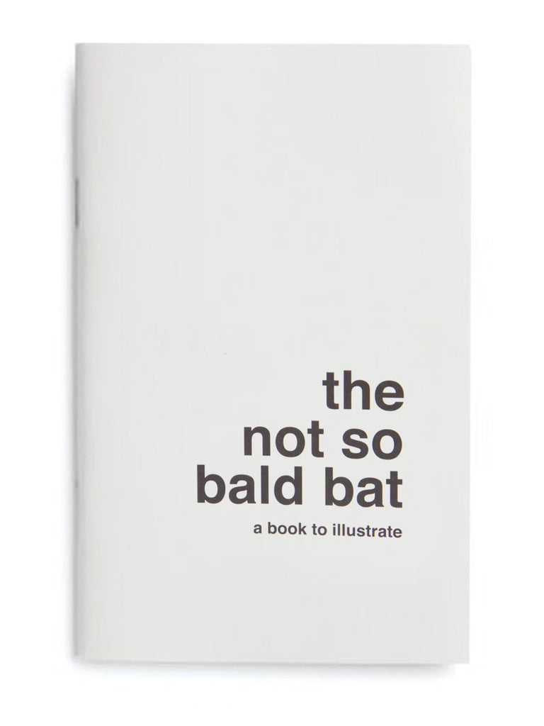 The Not So Bald Bat by Supereditions