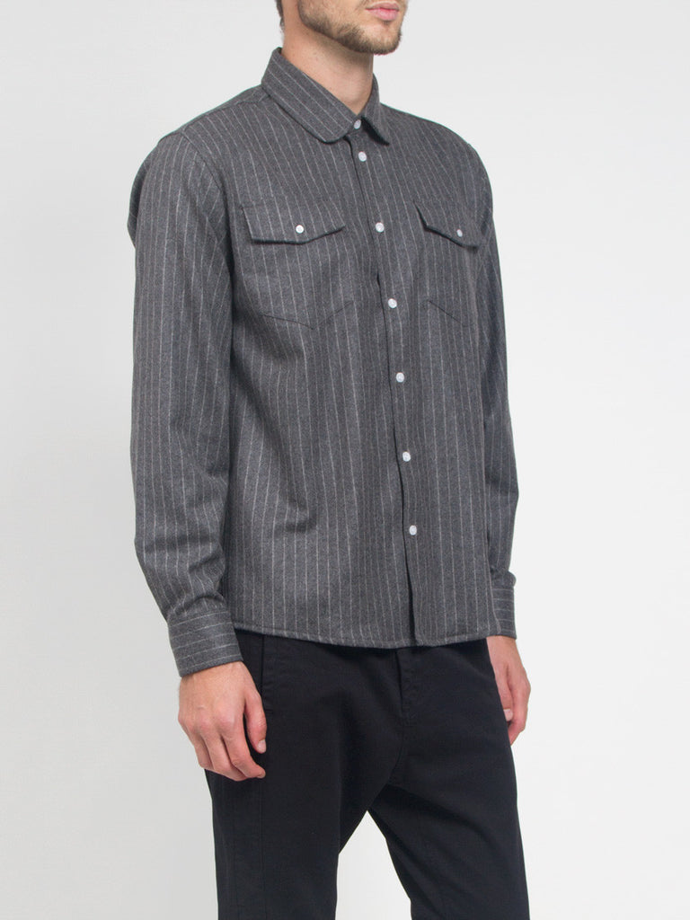 Tom Western Shirt by Soulland