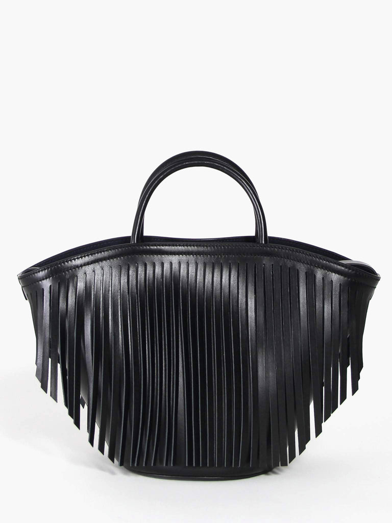 Large Fringe Basket by Trademark