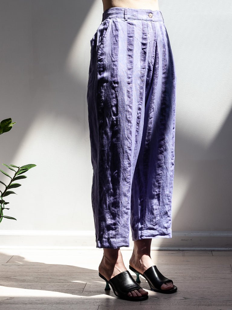 Erin Stripe Pant by Untitled Co