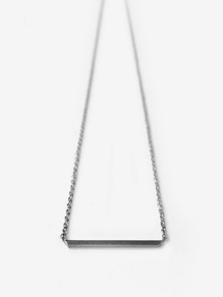 Vati Necklace Silver by Still House