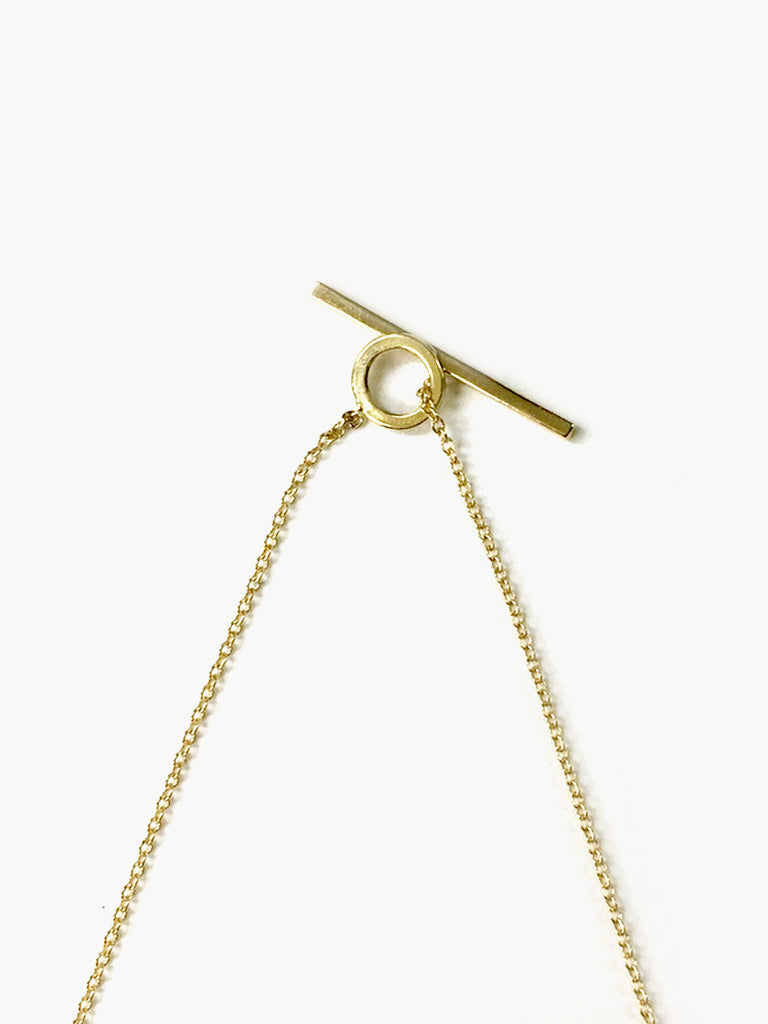 Vati Necklace Gold by Still House